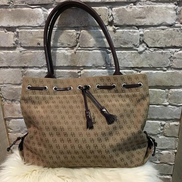 Dooney & Bourke Handbags - Dooney & Bourke Tassel Bag